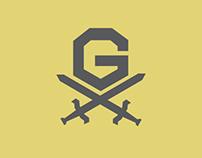 Guerrisma Logo Concepts