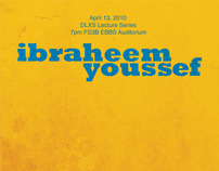 Ibraheem Youssef - Lecture Posters