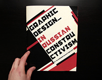 Graphic Design in Russian Constructivism