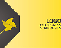 Logo and Business stationeries