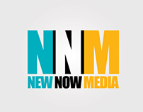 New Now Media Corporate Identity