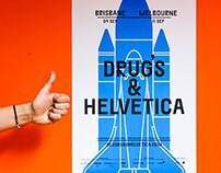 Sex, Drugs & Helvetica - Conference Branding
