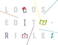 Logos editoriales