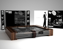 Frank Sinatra CD Cover and Casing