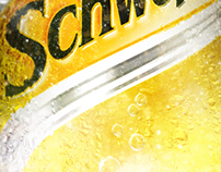 Schweppes Better Sweet: Coca-Cola Japan