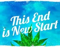 The End Of The World | Seasonal Rebranding