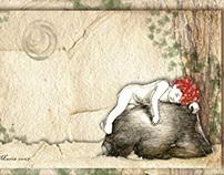"""""""Children's Crusade"""" - illustrated album"""