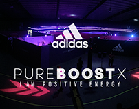 adidas:: PURE BOOST X :: CONSUMER EVENT