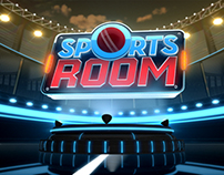 Sports Room Title
