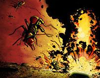 Raid 'War On Bugs'