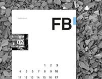 TONICASTRO Calendar 2013