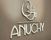 Logo Design - Café Anuchy