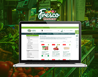 UI - Fresco Market E-commerce