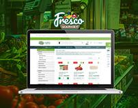 UI - Fresco Market E-commerce