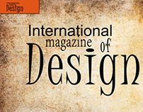 international magazine of design