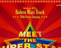 Poster - Bolero Maxi Truck