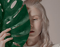 Fashion editorial 'Gleam'