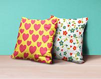 35+ Realistic Pillow & Cushion PSD Mockup Templates