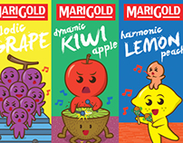 ReDesign: MARIGOLD Fruit Drinks