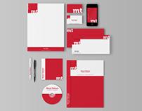 Personal Identity Design - Murat Tekmen