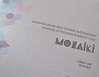 CD cover Mozaiki