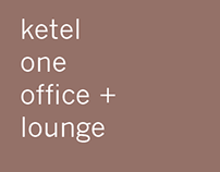 ketel one office + lounge