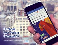 Facebook Post Design Compilation