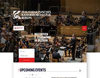 Philharmonisches Kammerorchester Berlin