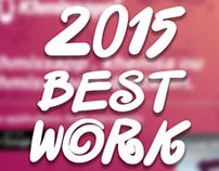 2015 BEST WORK
