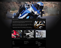 Firestorm Website Design