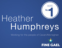 Heather Humphreys Social Media Ads