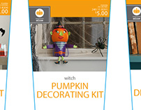 Product & Package Design-Helloween