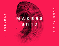MAKERS CLUB NASHVILLE PROMOS