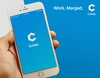 Collab. - Mobile Application Mock Up