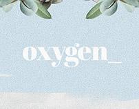 """Oxygen"" - The light city poster"