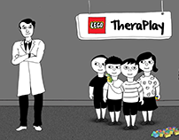Lego Theraplay: In-Store