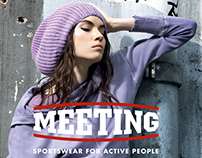 Meeting - Active people