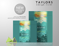 Taylors (Live packaging-design project)