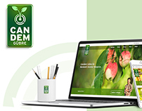 Candem Responsive Web Site