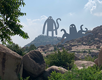 Creatures of Hampi