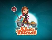 Slots Blast - Facebook game
