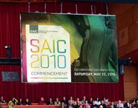 SAIC Commencement 2010