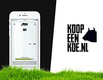 Koopeenkoe.nl iOS app