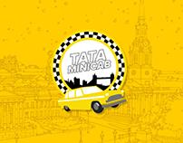 TATA Minicab Logo Option