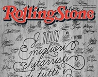 Rolling Stone magazine cover