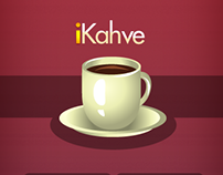 iKahve - iOS Application Design
