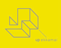 Up Ekkamai // Logo