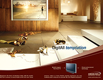 Samsung Kampagne