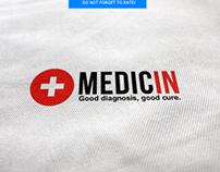 Medicin Branding Identity (Big Pack)