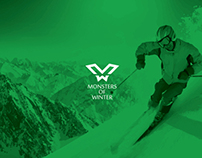 Monsters of Winter / Logo